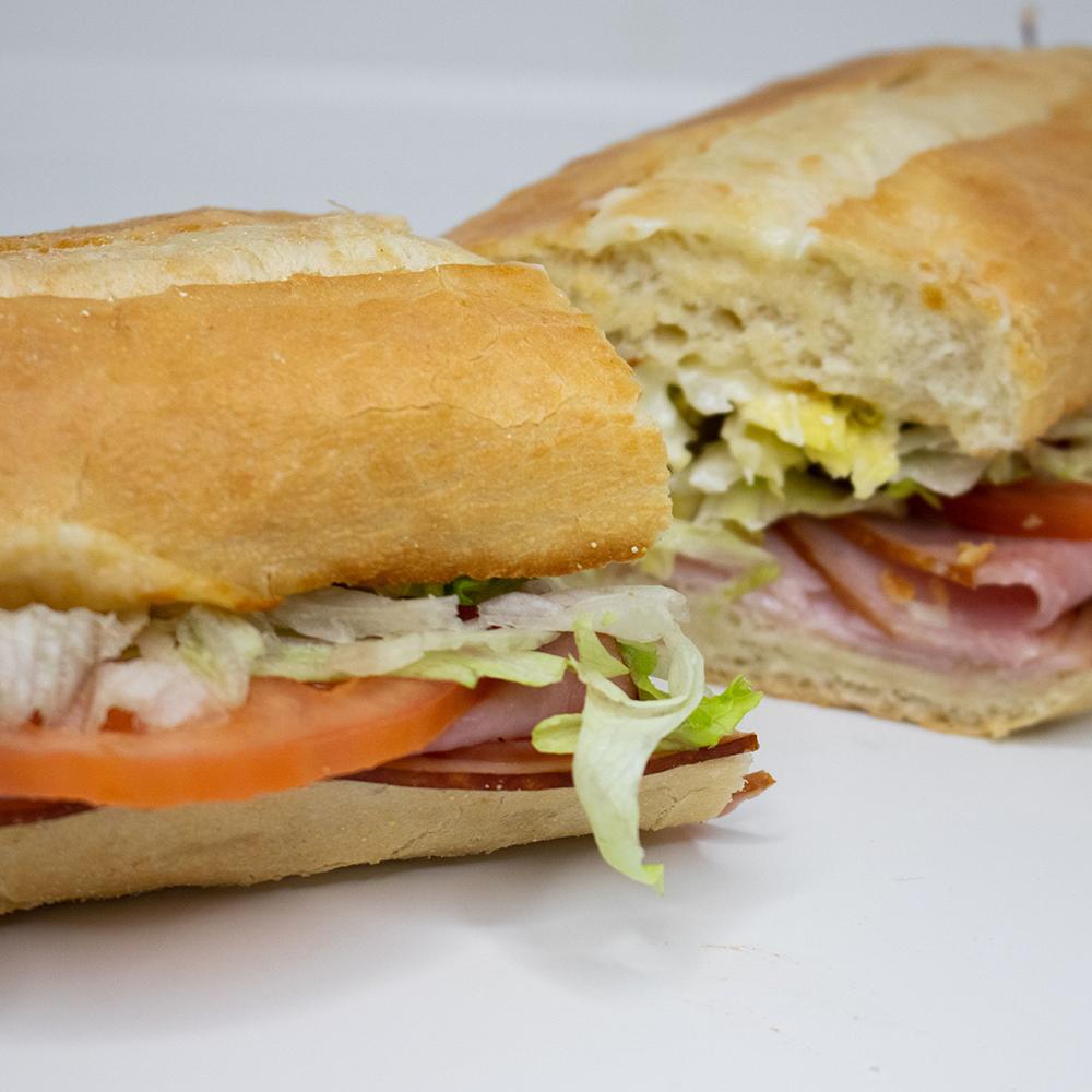 Ham-and-Cheese-Sub
