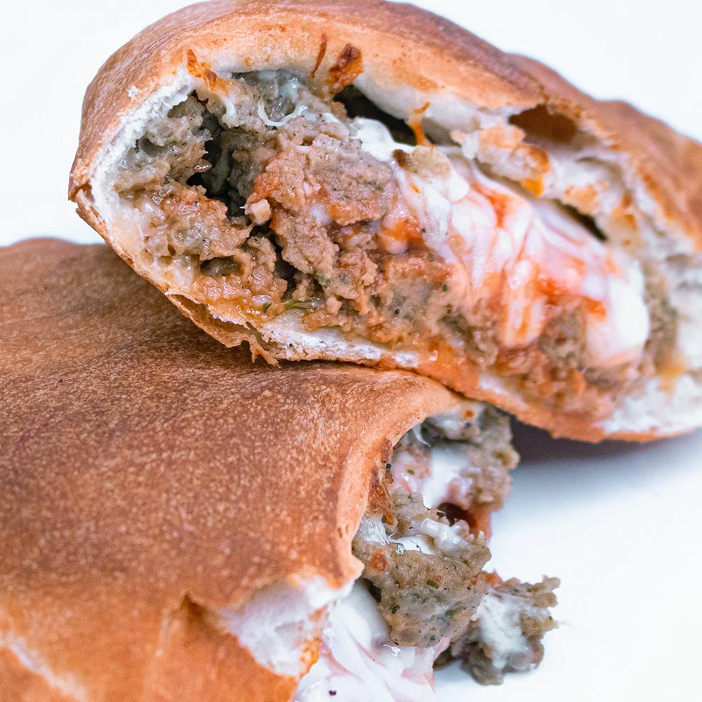 Meatball-Stromboli