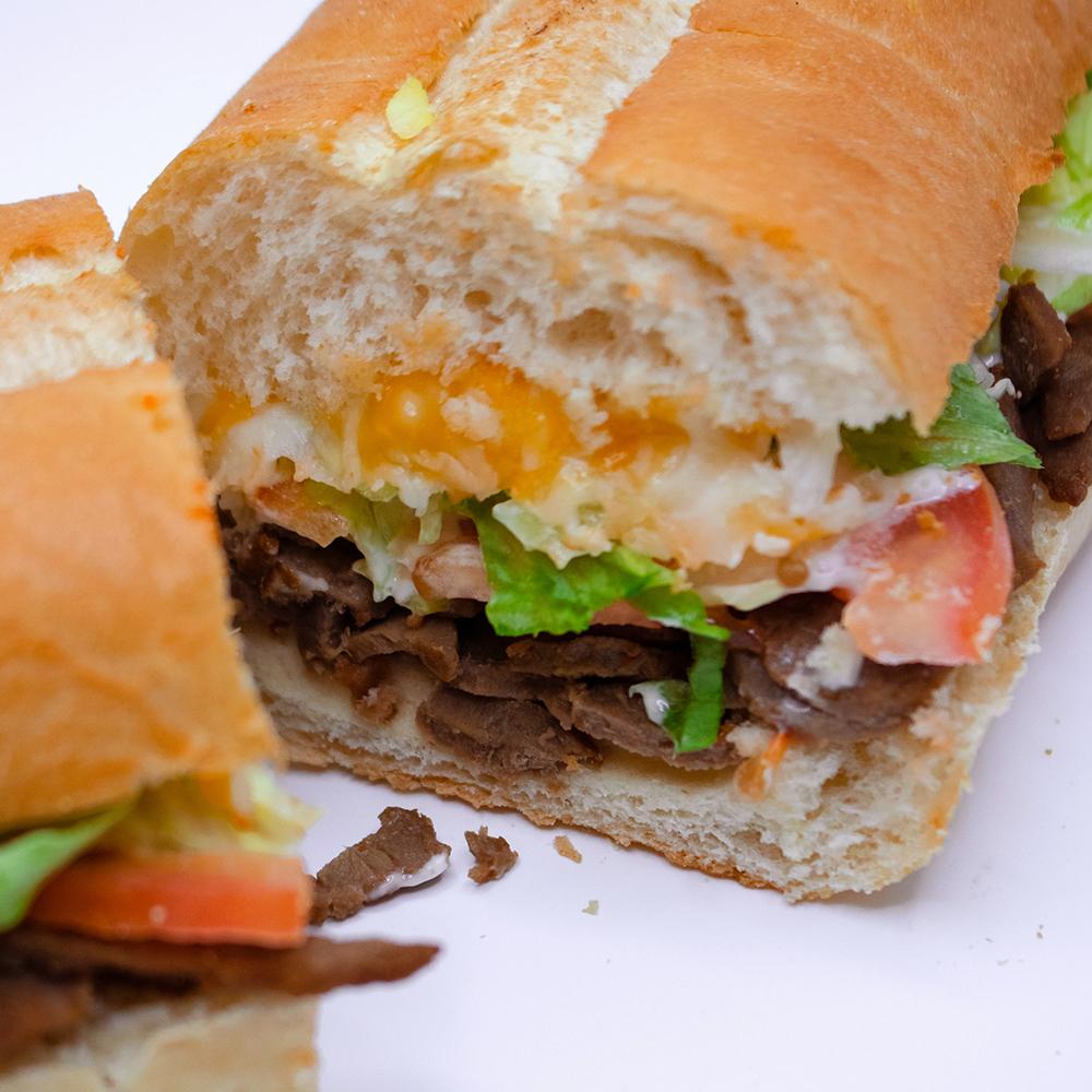 Philly-Steak-Sub