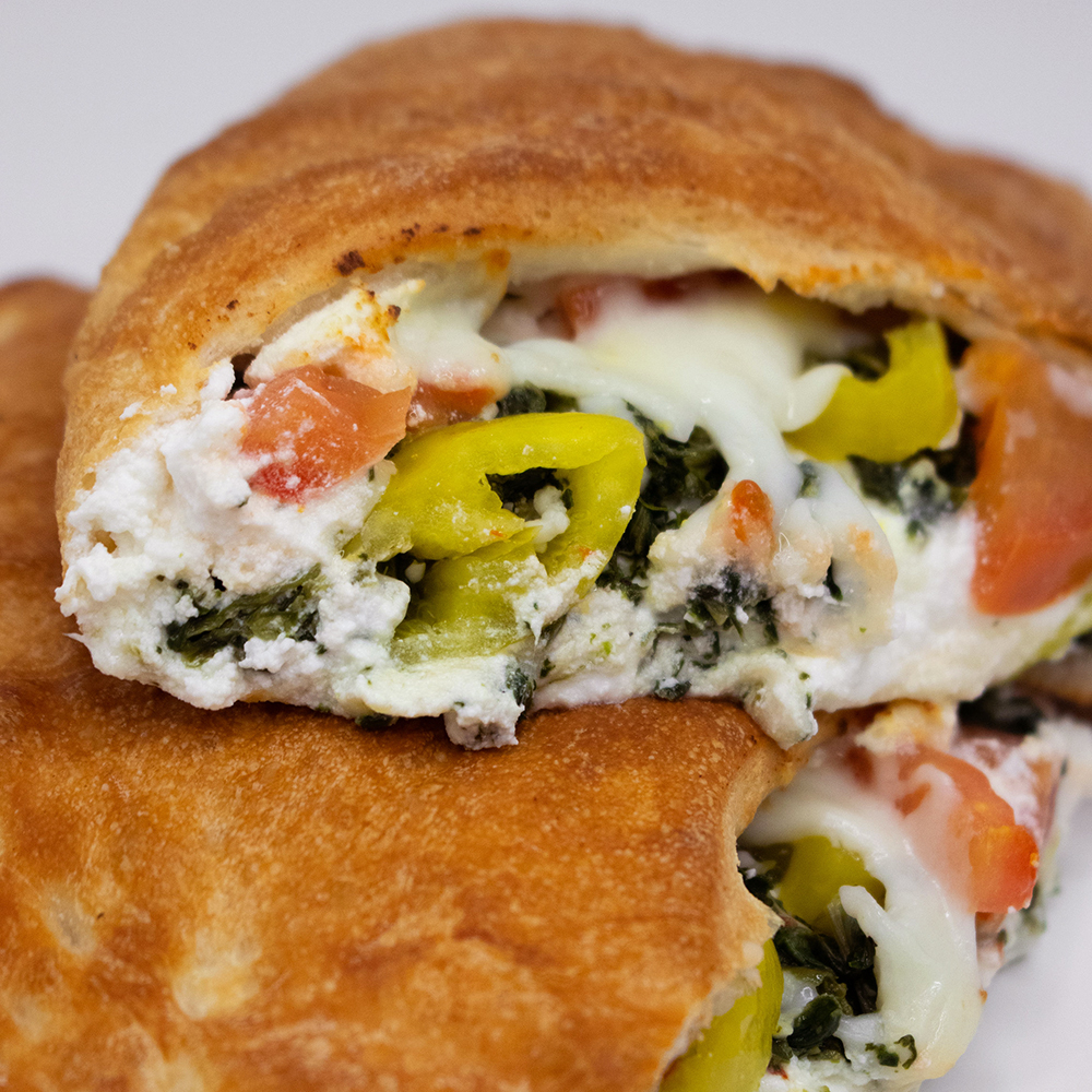 Spinach-Calzone